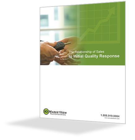 Initial Quality Response Whitepaper