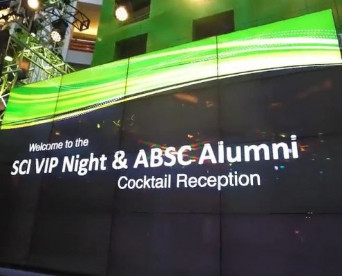 VIP Night and ABSC Alumni Cocktail Reception