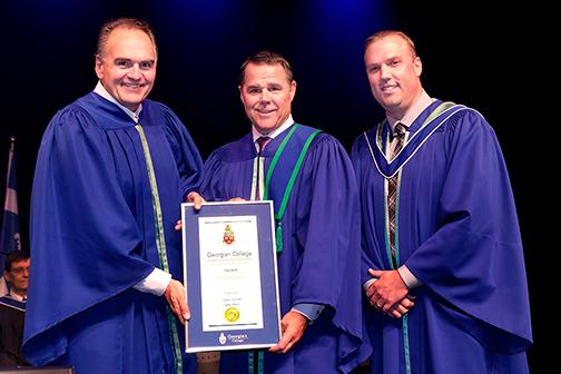 Alan-H-Bird-diploma