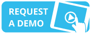 button to request a demo of lead management software