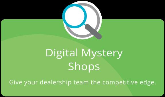 Digital Mystery Shop
